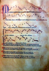 Cuncti Simus Concanentes sheet music by Llibre Vermell de
